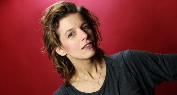 """Irene Serini - autrice del libro """"Racconti in bilico"""" - foto di Federica Pezzoli"""