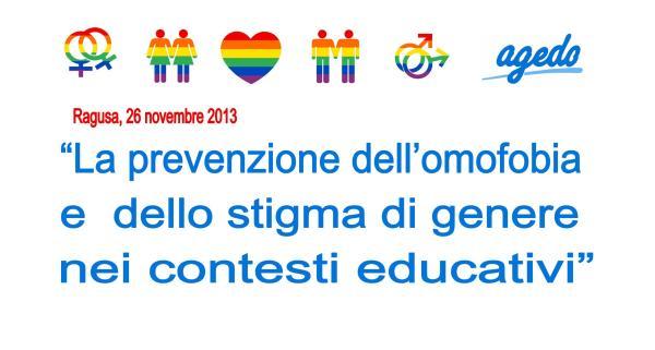 immagine seminario omofobia